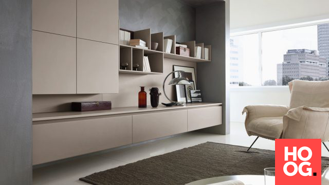Pedini wandkast woonkamer ideeën living room decor ideas