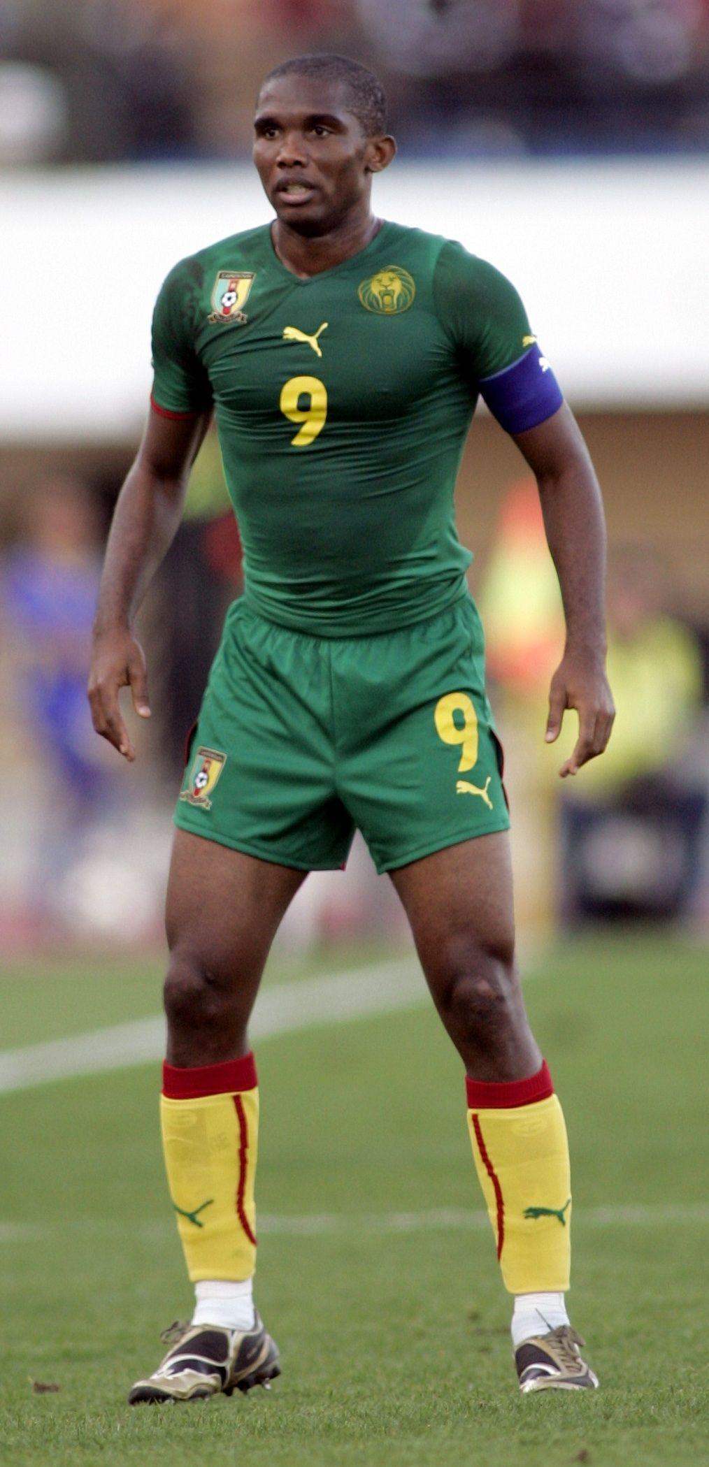 Samuel Eto'o--- Cameroon