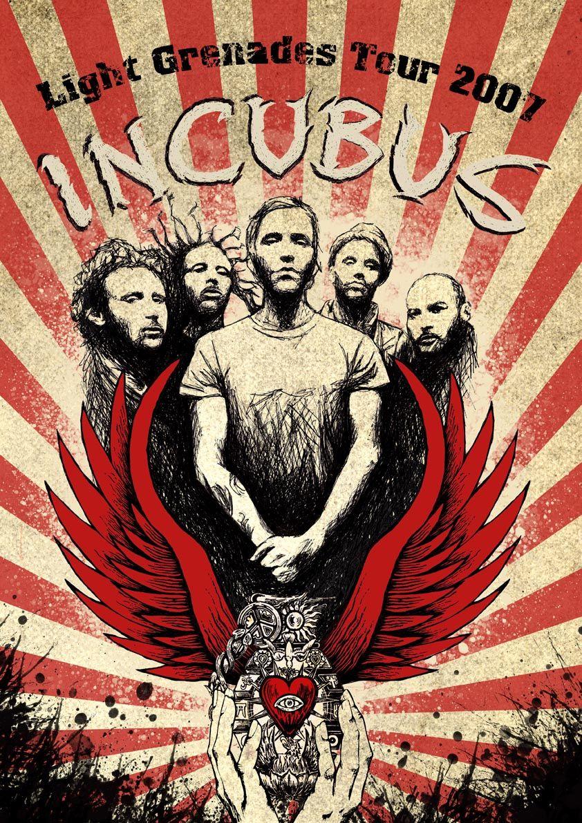 Resultado de imagen de Incubus