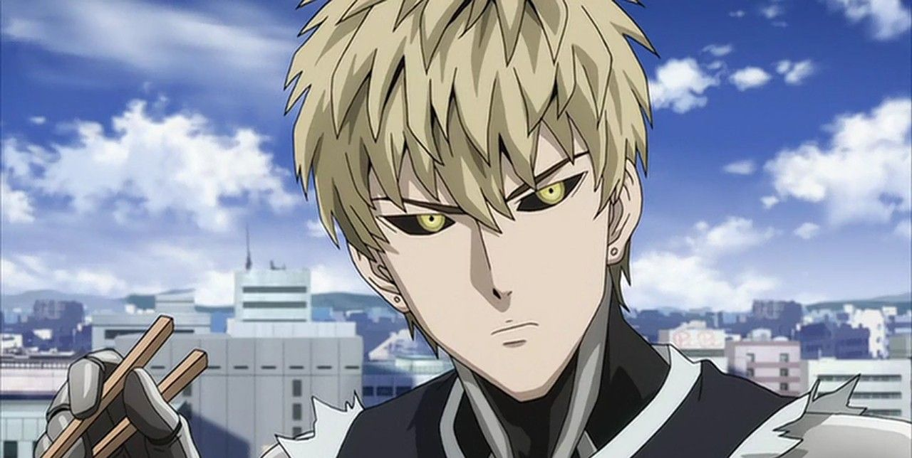 Pin by 🎼myungkath🎸 on One punch man   One punch man anime ...