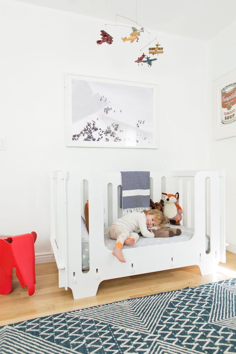 Home/Room Tour: Sleeping in a Winter Wonderland | Pinterest