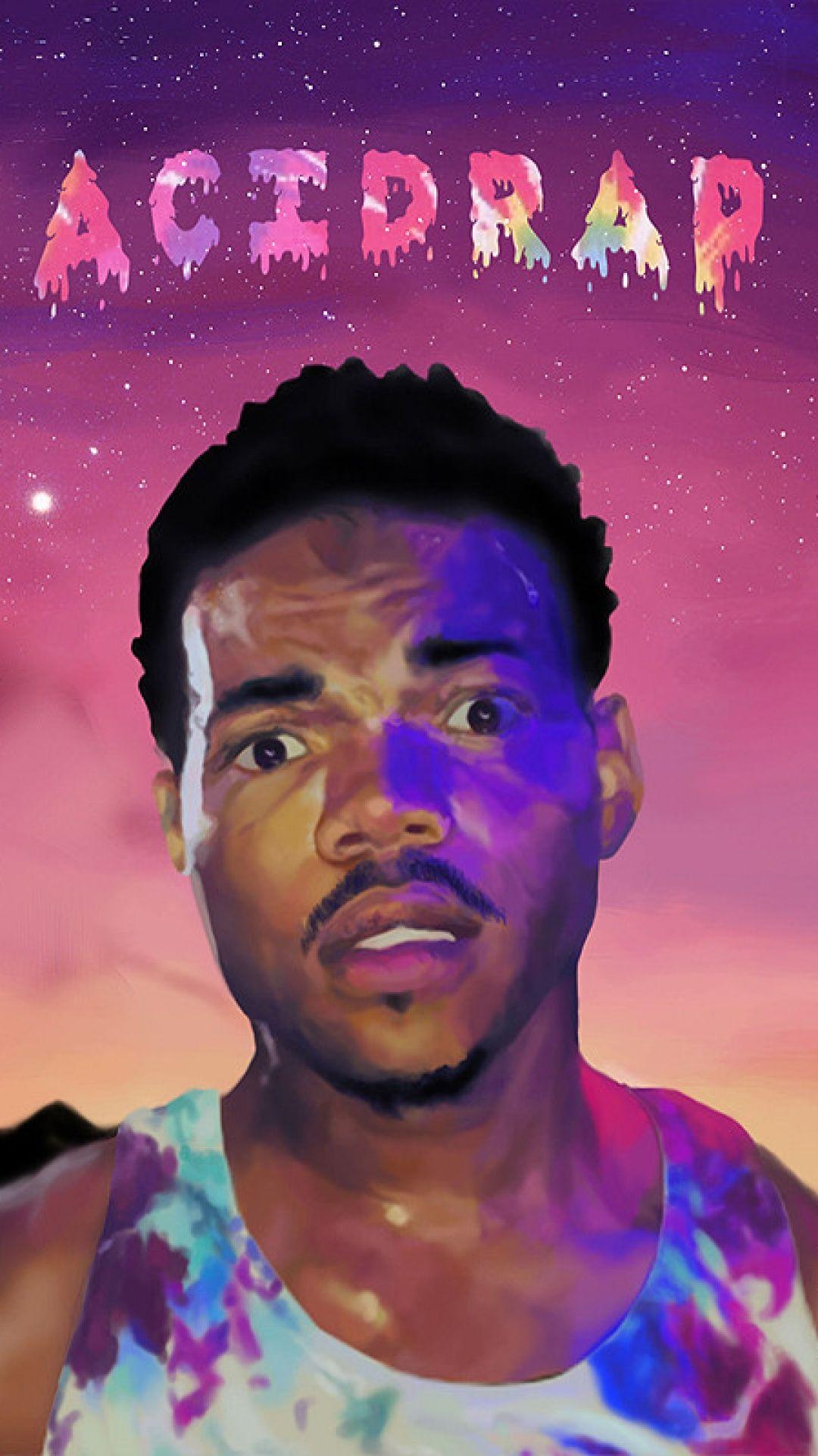 Chance The Rapper Wallpaper Art Iphone Rap