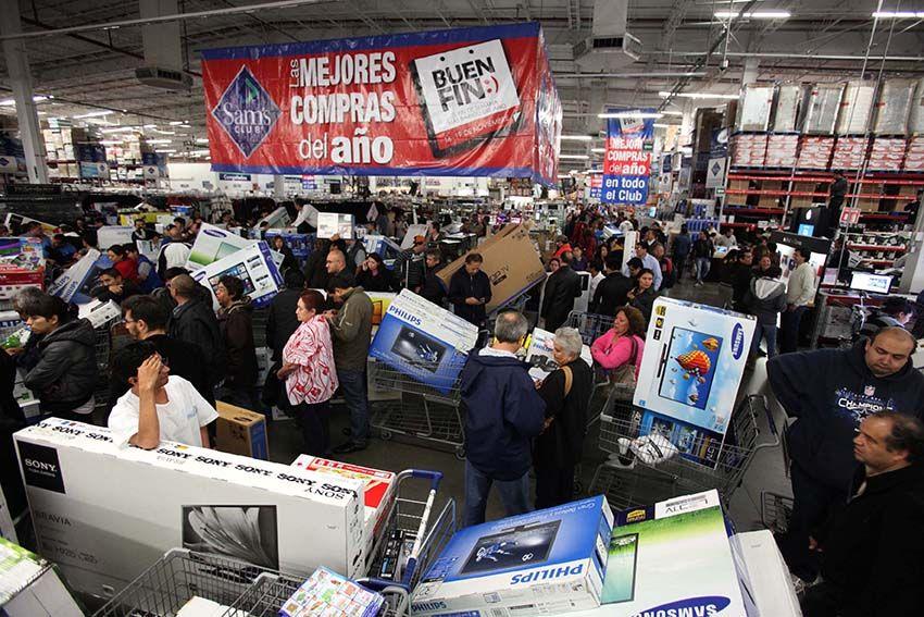 GASTARÁN MEXICANOS 33% MÁS EN BUEN FIN