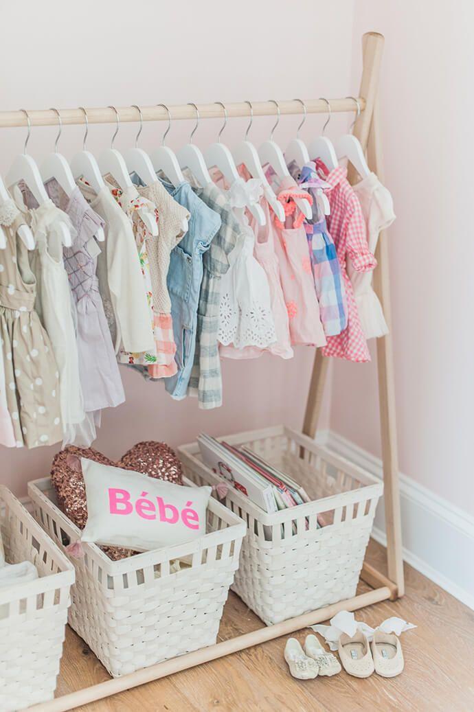 Touring Monika Hibbs S Oh So Sweet Blush Pink Nursery Baby