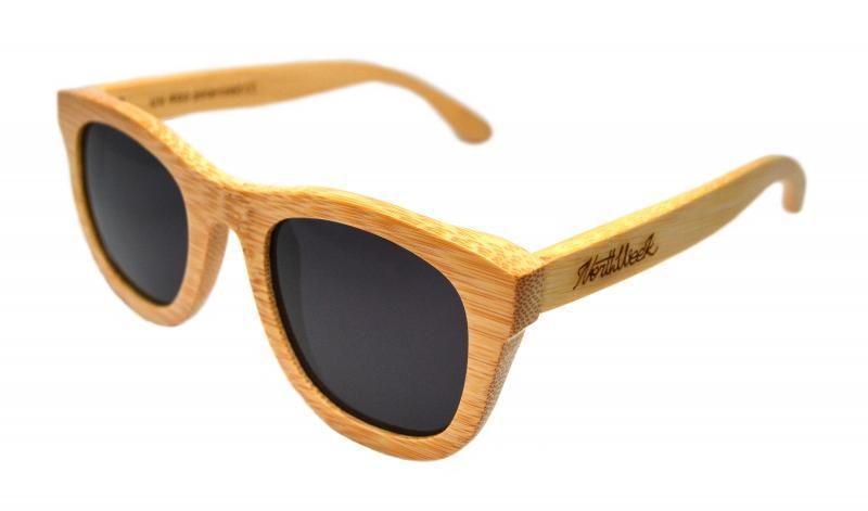 d089569f1b Wooden Sunglasses Northweek - Bamboo Polarized