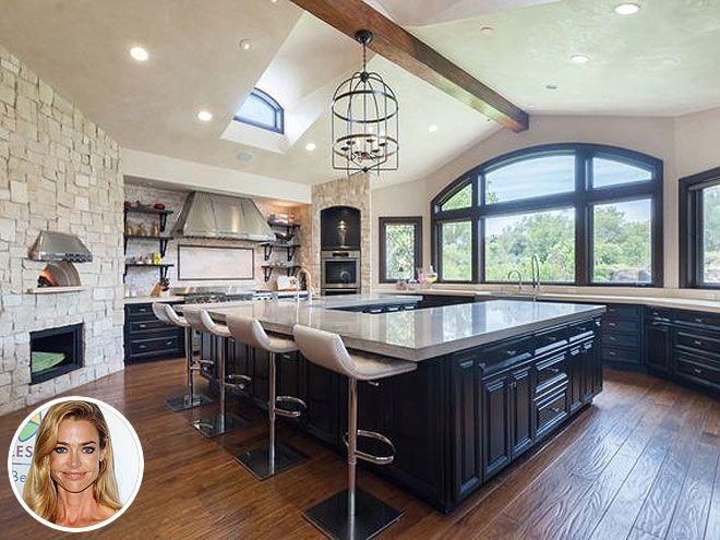 Celebrity Kitchens, Celebrity Homes, Inside Celebrity Houses
