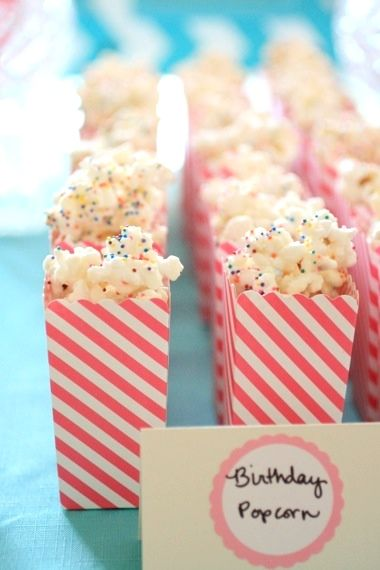 Sing For Your Supper » Birthday Popcorn…