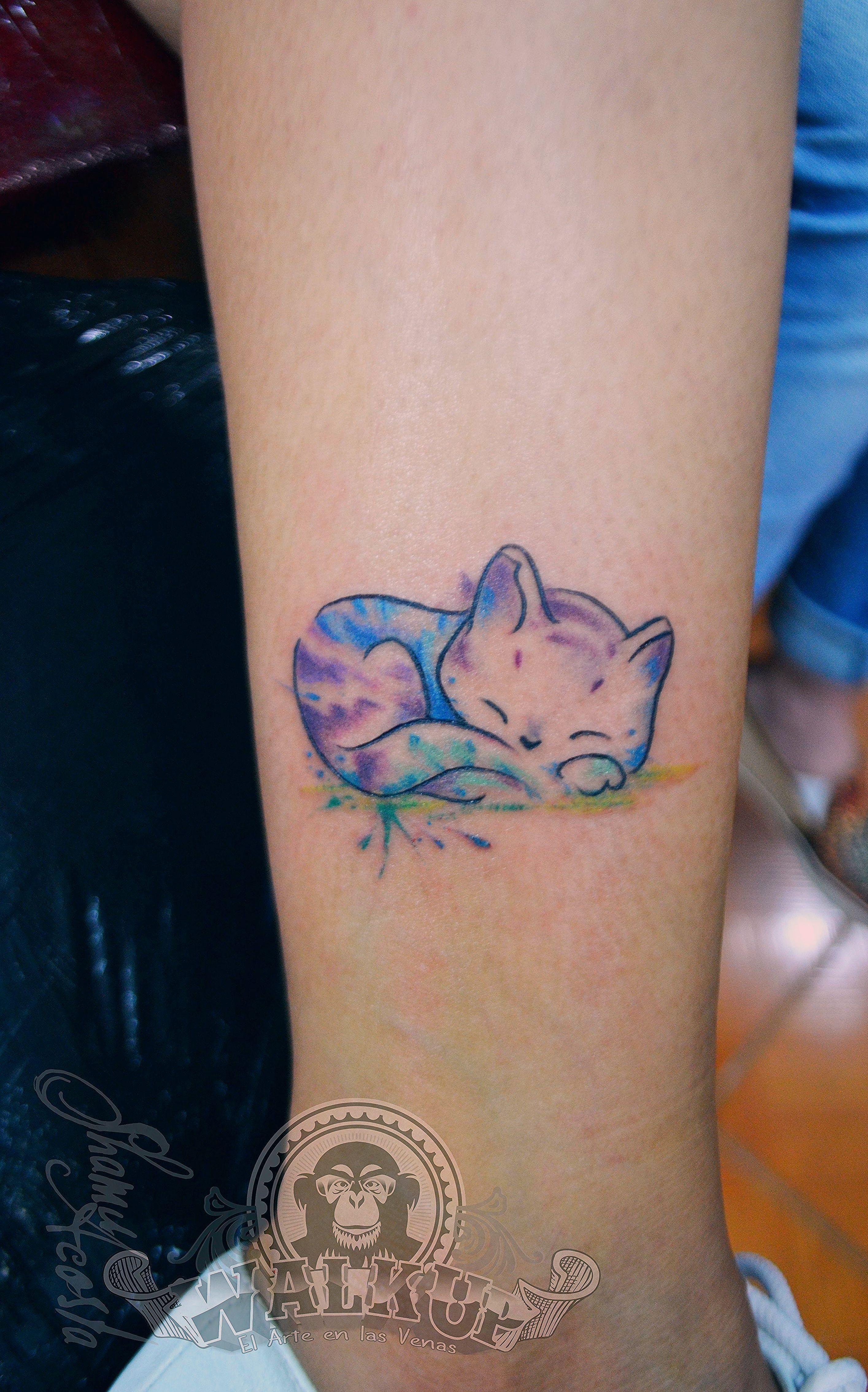 21 Beautiful Examples Of Watercolor Tattoos Tattoos Watercolor