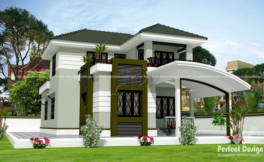 This House Plan Is Designed To Be Built In 164 Square Meters Myhomemyzone Com Roof Design House Plans House