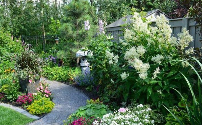A Cottage Garden By Salisbury Landscaping Bauerngarten
