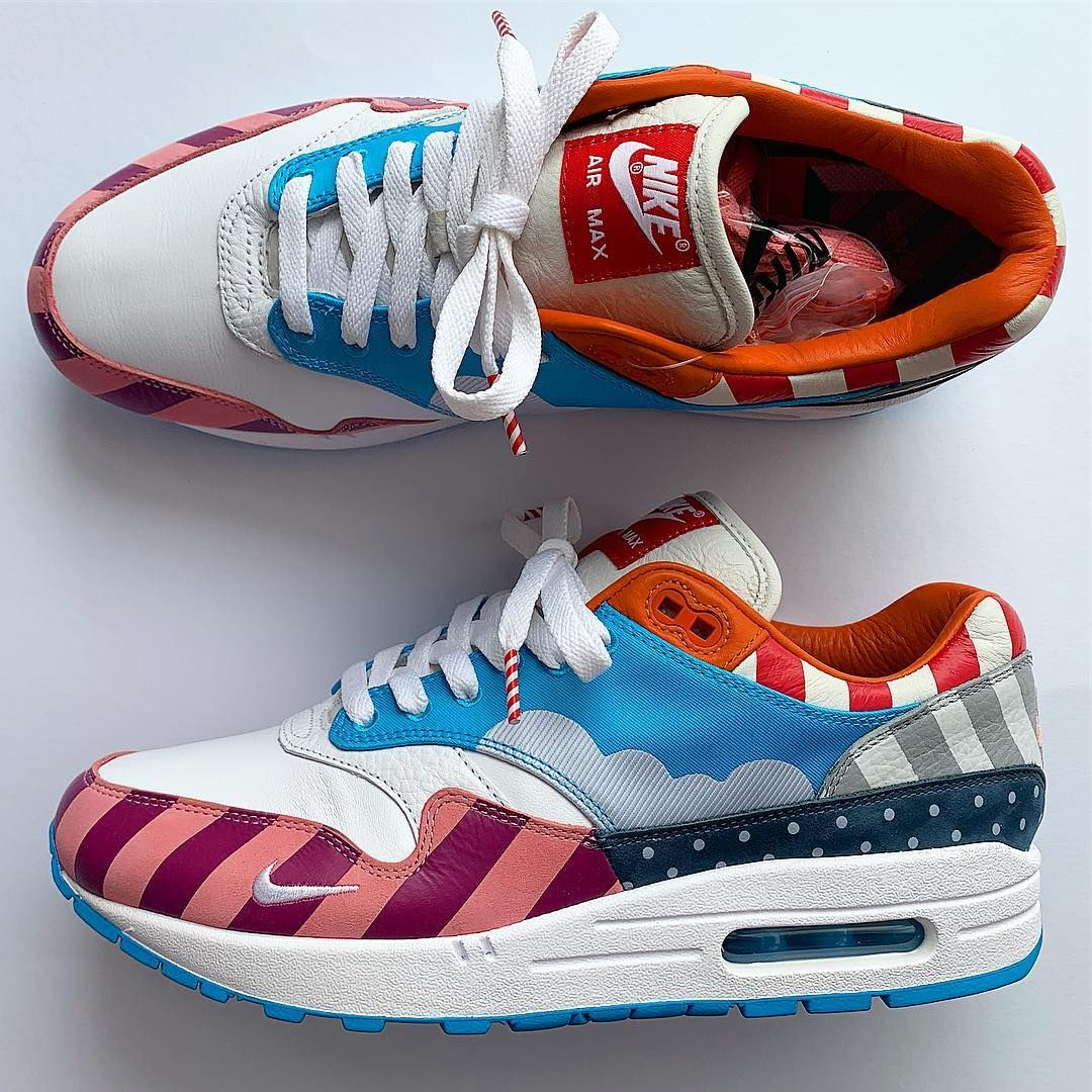 precio loco verdadero negocio marca popular Nike AM1 Parra Friends & Family US9.5 Welcome to our Parra family ...