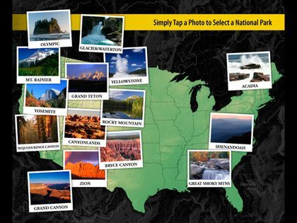 national parks usa