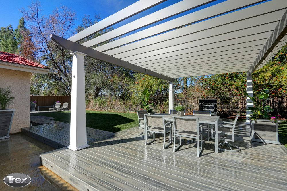 Looking for a TrexPro contractor to transform your outdoor ... on Outdoor Living Space Builders Near Me id=47398