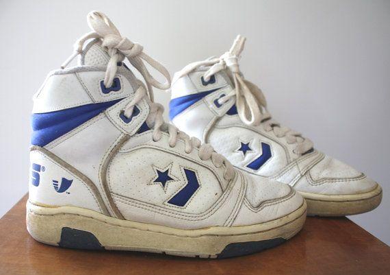 1980's converse high tops