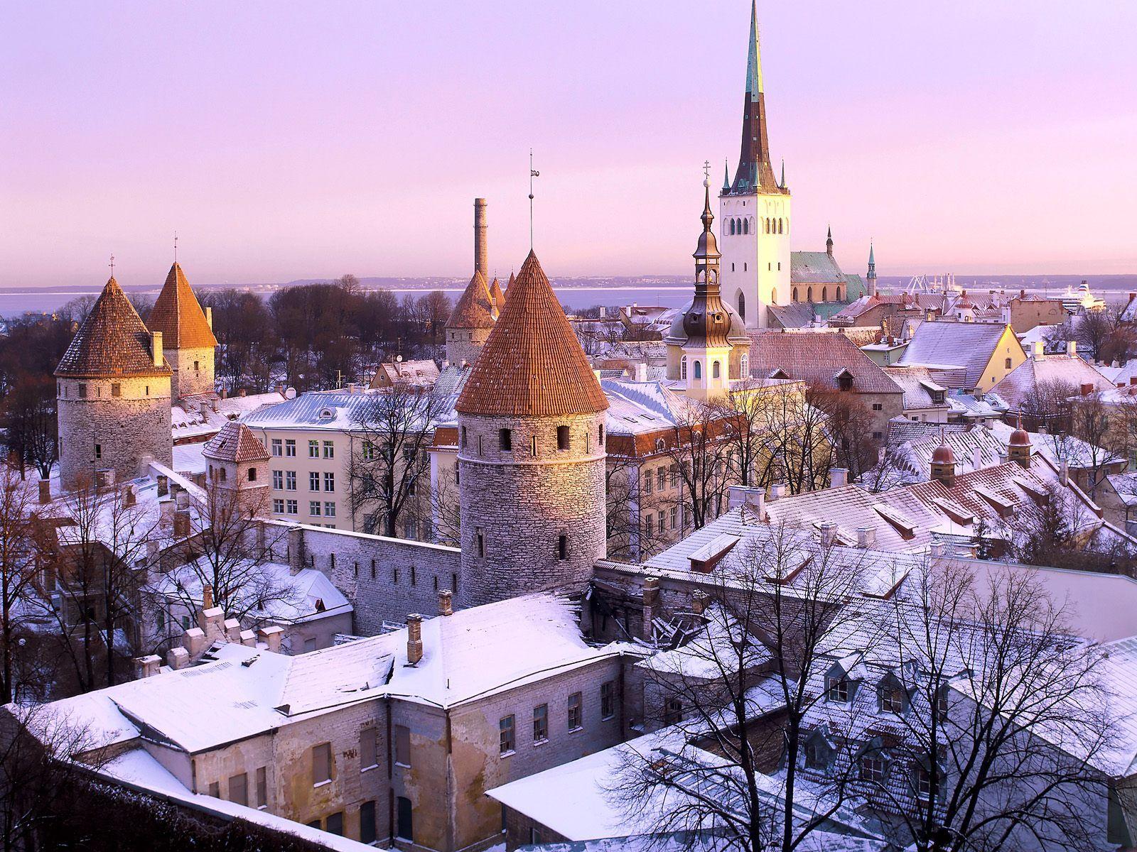 Tallinna Vanalinn, Estonia