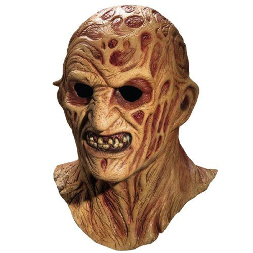 A Nightmare On Elm Street Freddy Krueger Costume Deluxe Overhead