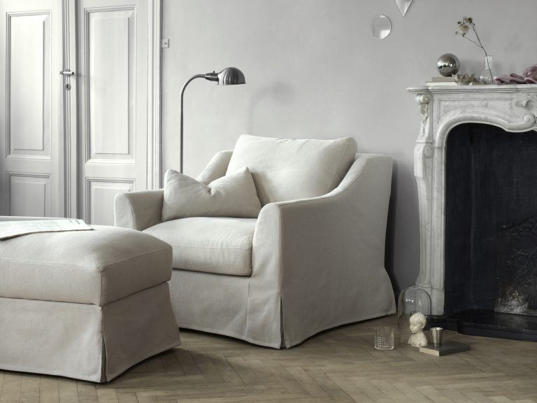 ikea usa chair covers walker with cpt code farlov armchair cover satc style pinterest and sofa by comfort works now available