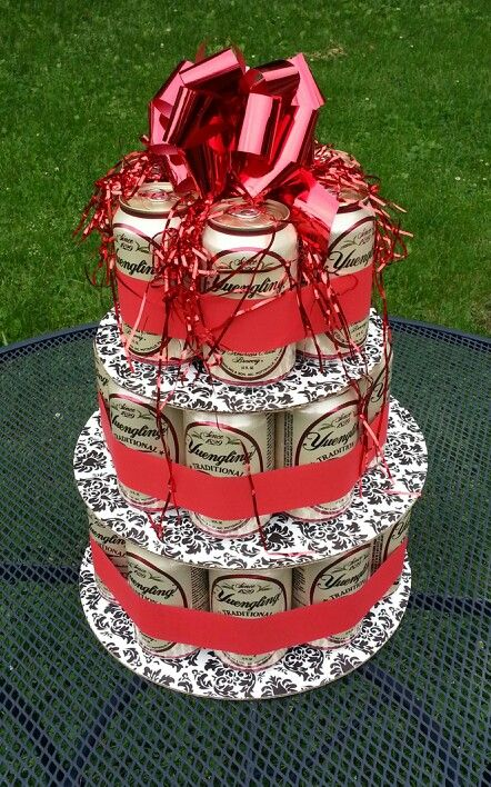 beer can cake yuengling can cake can someone make this for 1633