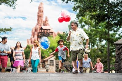 Disney World Vacation Home Sweepstakes - Starmark Vacation Homes
