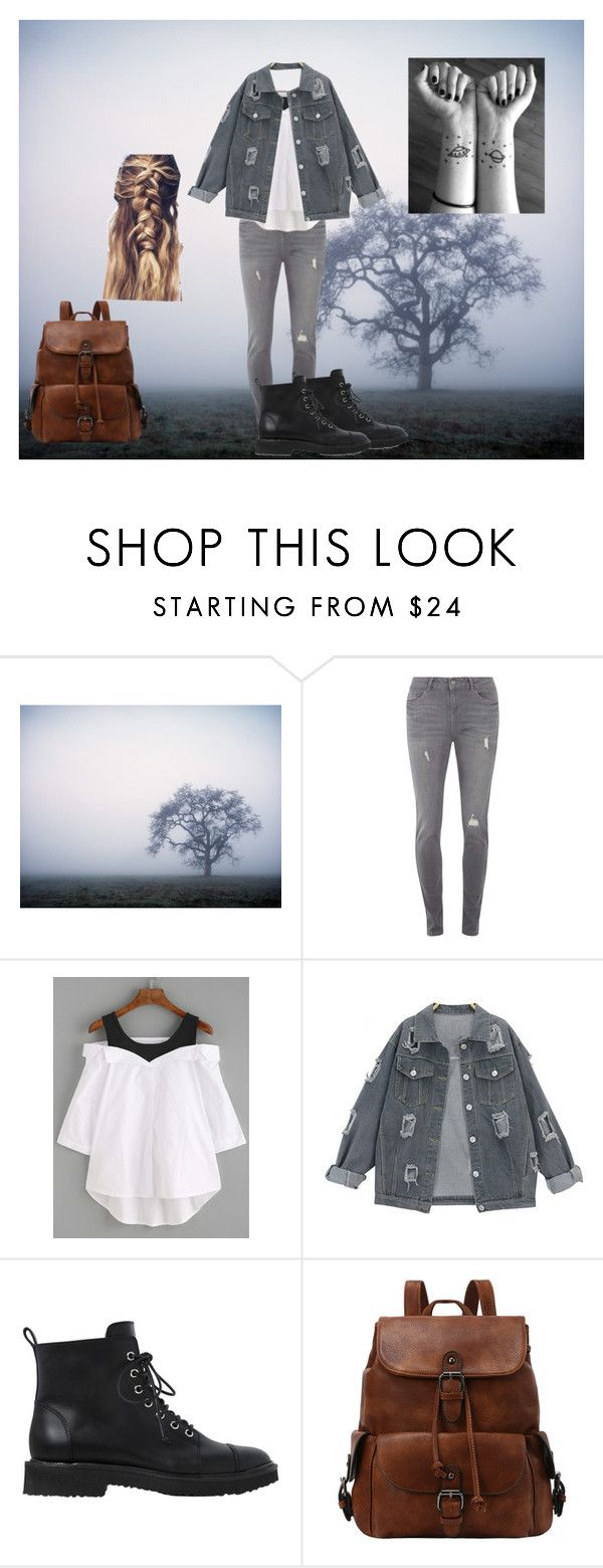 """""""Runaway"""" by gryffindor-designer on Polyvore featuring Dorothy Perkins and Giuseppe Zanotti"""