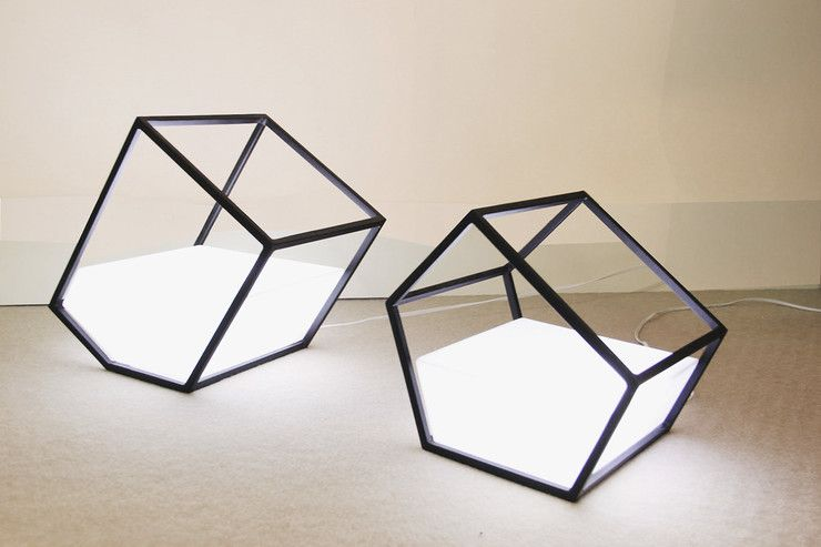 'Living Light' Lamps by Nissa Kinjalina http://designwrld.com/living-light-lamps-by-nissa-kinjalina/