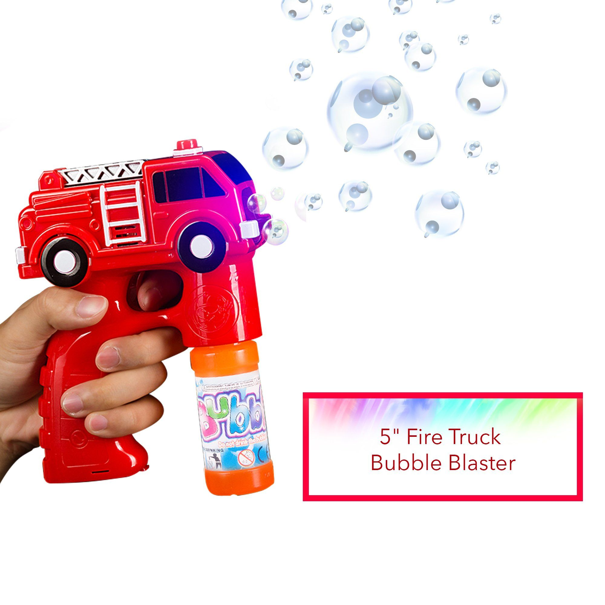 Water guns for prizes