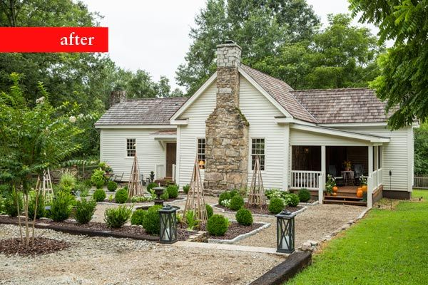 Check Out The Amazing Transformation Of This Farmers Cottage Complete With A Cotton And Tobacco