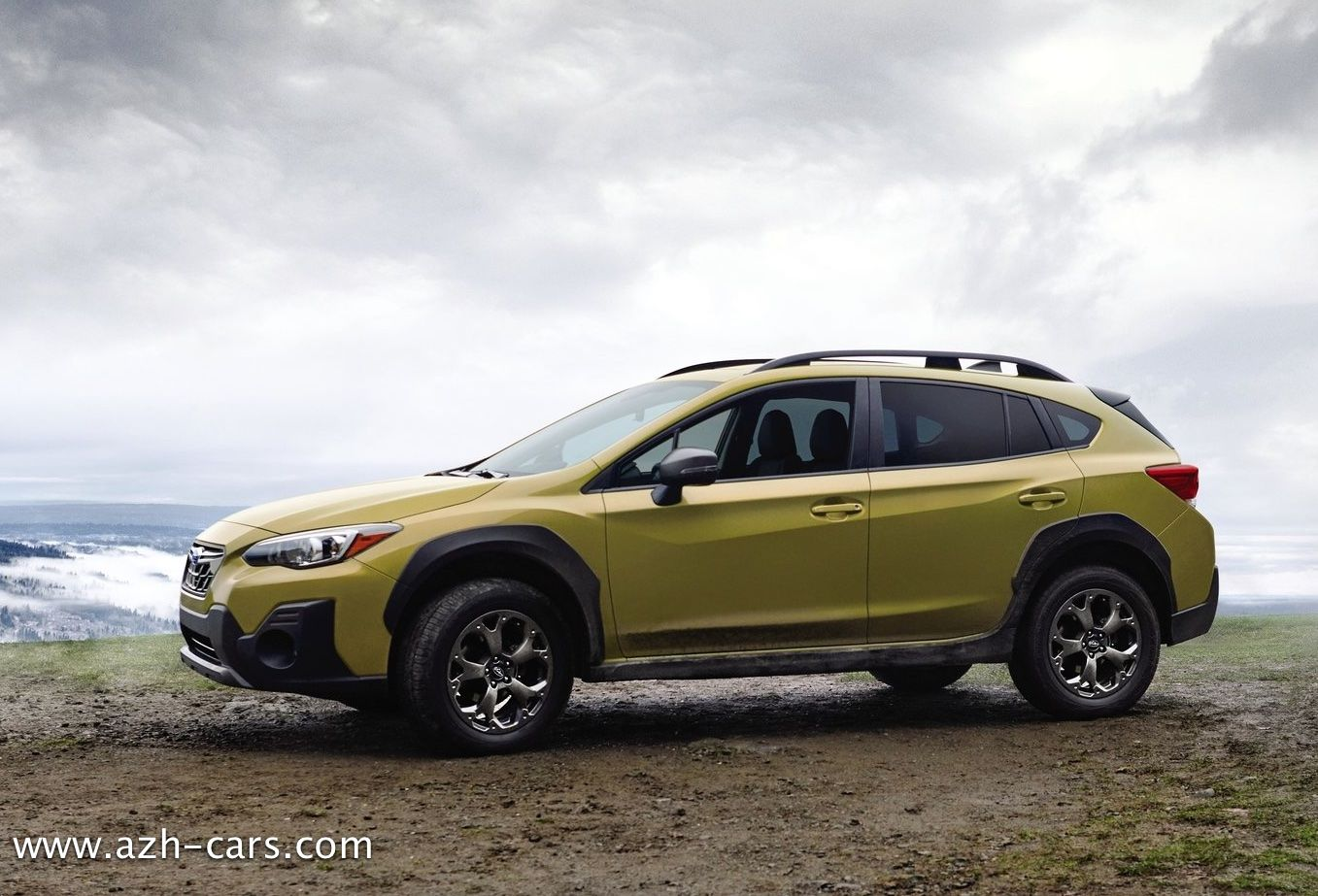 Subaru Crosstrek Review, Specs and Price 2021 in 2020
