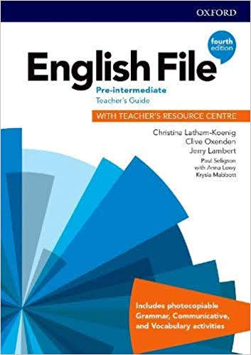 Pin By Sonia F On English Grammar Teacher Guides Teacher Resources English File