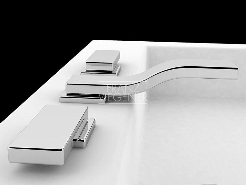This #FranzViegener #Skyline widespread #bathroom #faucet was one of ...