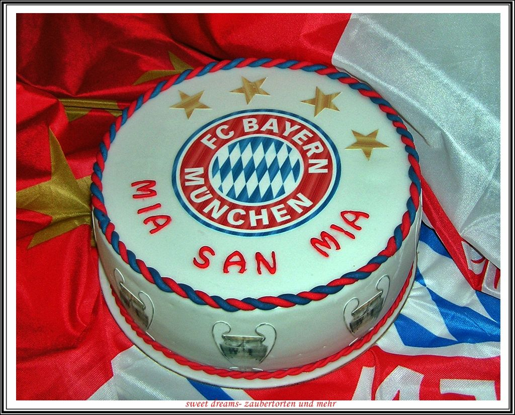Happy Birthday Bayern München