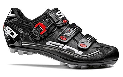 Sidi Dominator 7 Mega Mtb Shoes Eu 44 Black Find Out More About The Great Product At The Image Link T Road Cycling Shoes Road Bike Shoes Cycling Shoes Men