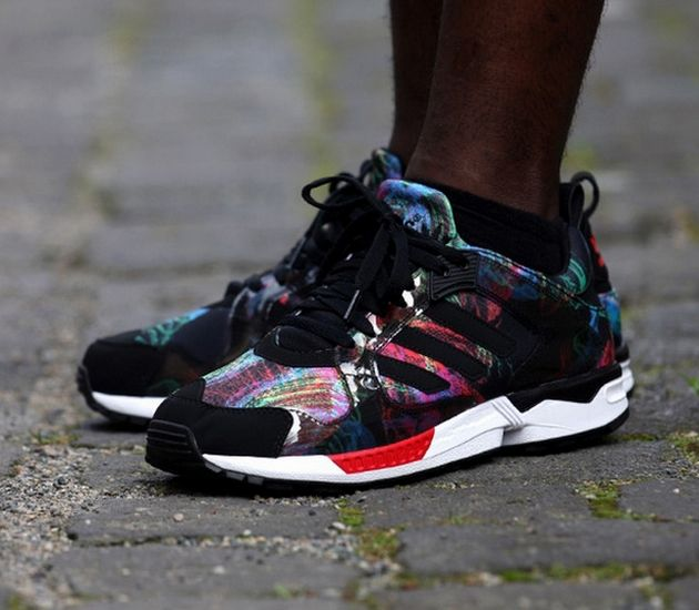 Newest Adidas Originals Zx 5000 Rspn Multicolor Mens Trainers Outlet UK0079