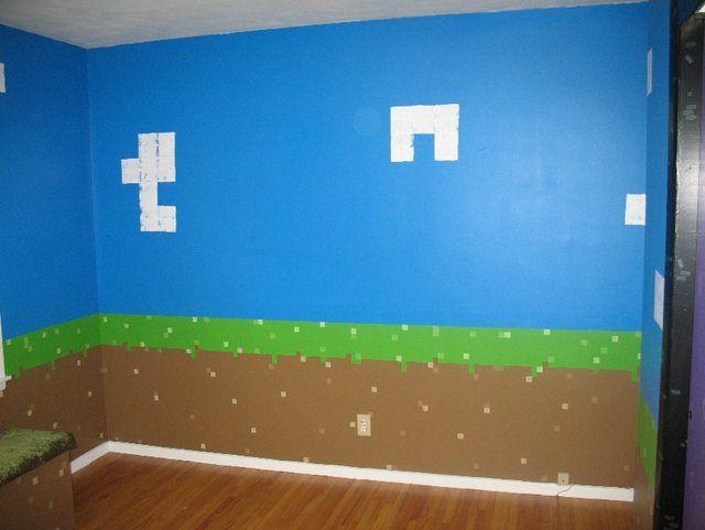 My daughter s minecraft inspired bedroom jackson minecraft
