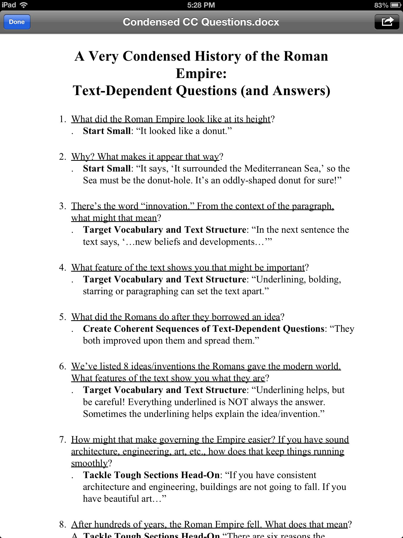 Check Out The 7th Grade History Beginning Planning Around Creating Text Dependent Question Text Dependent Questions History Worksheets Writing Linear Equations