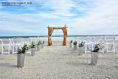 For Your St Augustine Beach Wedding Jacksonville Or