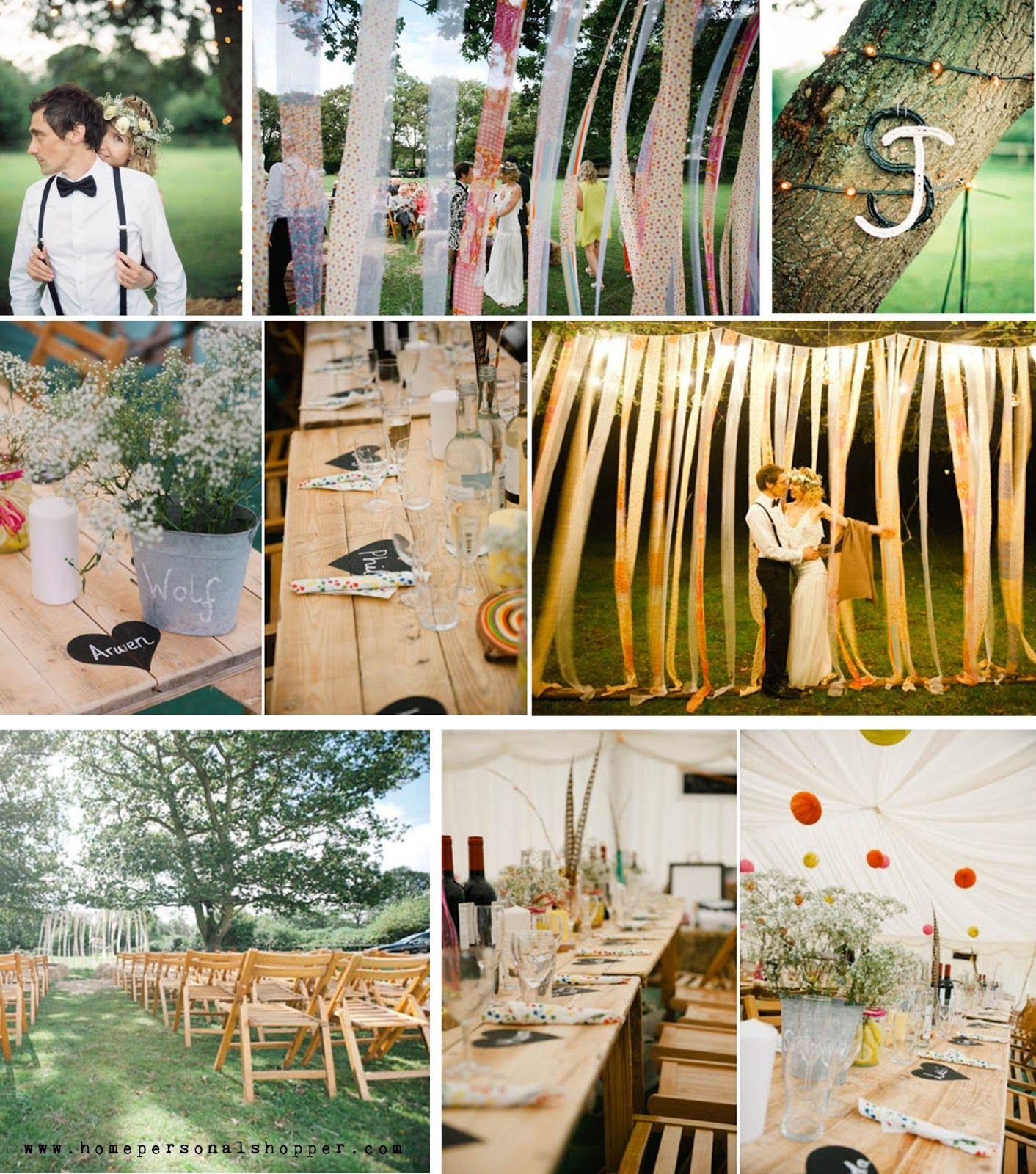 Bodas decoraci n bodas matrimonio bodas campo for Adornos boda jardin