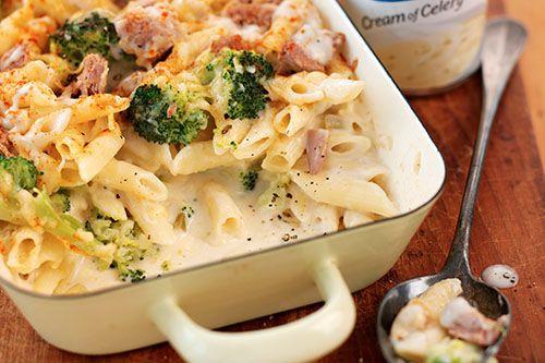 Tuna And Broccoli Pasta Bake Recipe In 2020 Baked Pasta