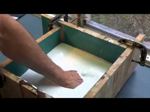 Making A Clean Professional 2 Piece Plaster Mold For Pouring Cast Of A Rooster Plate Mold Pt1 Youtube Plaster Molds Mold Making Diy Plaster