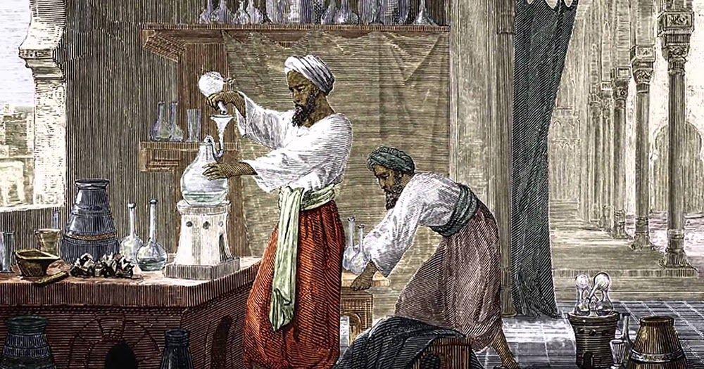 كانت الرعاية الطبية متاحة للجميع خلال العصر الذهبي للحضارة الإسلامية فب نيت المستشفيات في العديد من مدن العالم Islamic Art Islam And Science Ancient Library
