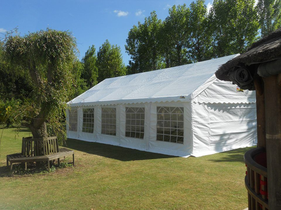 The New 100% PVC Marquee from Gala Tent #party #venue #marquee & The New 100% PVC Marquee from Gala Tent #party #venue #marquee ...