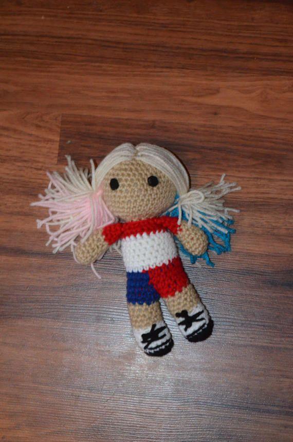 Harley Quinn 8 voodoo doll by HaPPyHaTsbyKELI on Etsy