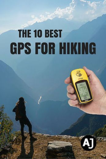 Best Hiking GPS - Best Hiking Gear For Beginners - Backpacking Gadgets - Hiking Equipment List for Women, Men and Kids