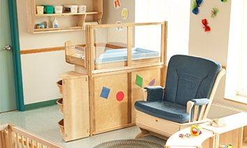 Thoughts on Infant and Toddler Classroom Design In Relation to Brain Development