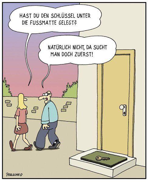 SPAM Cartoons Martin Perscheid Caricatura - SPIEGEL ONLINE - Spam #comicsandcartoons