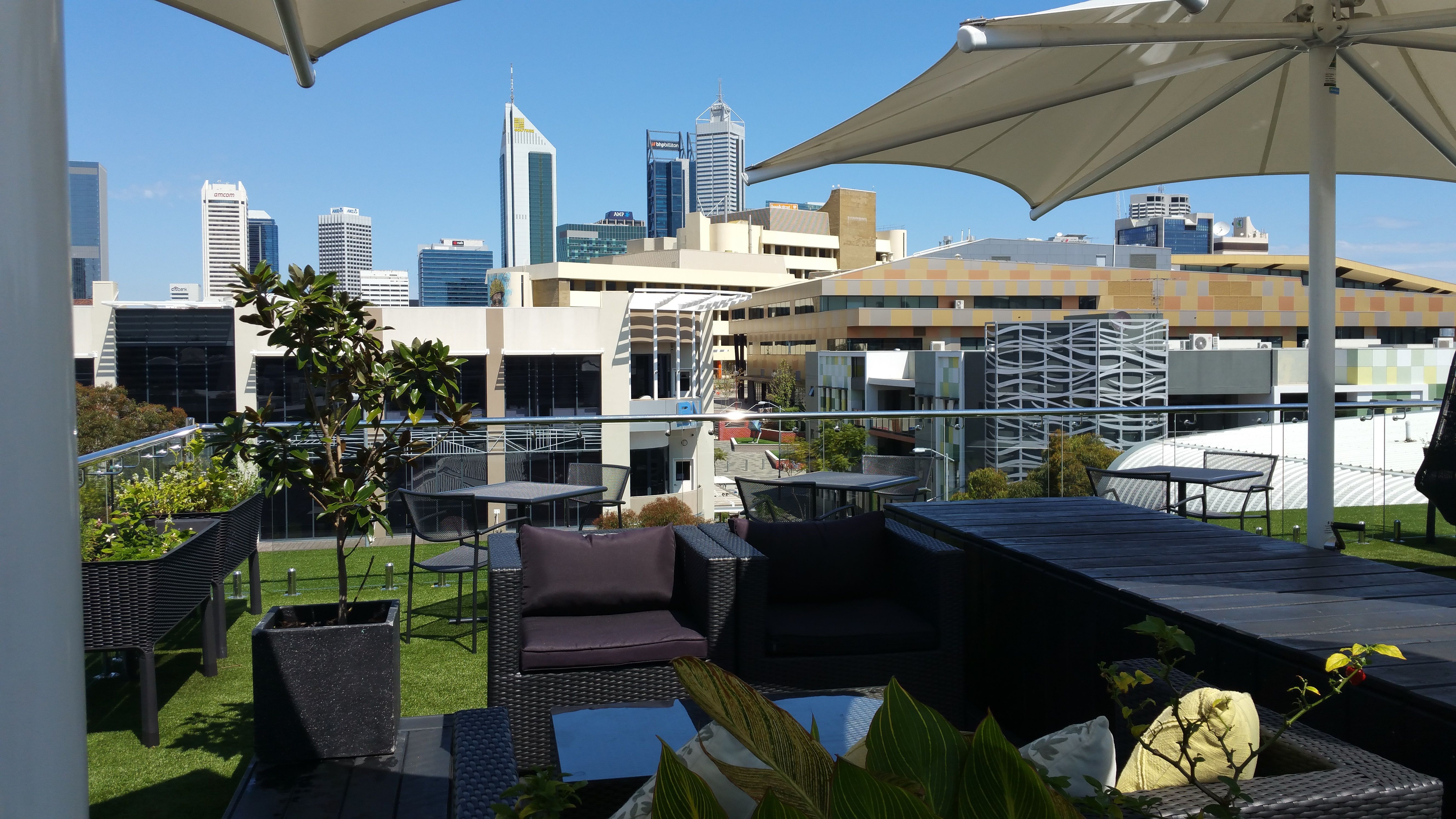 Beautiful Morning Perth WA Relaxing and Enjoy Patio