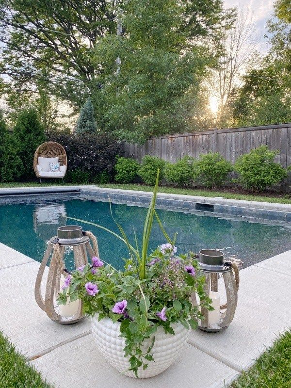 Patio Summer Styling with Walmart in 2020 | Outdoor living ... on Walmart Outdoor Living  id=88134