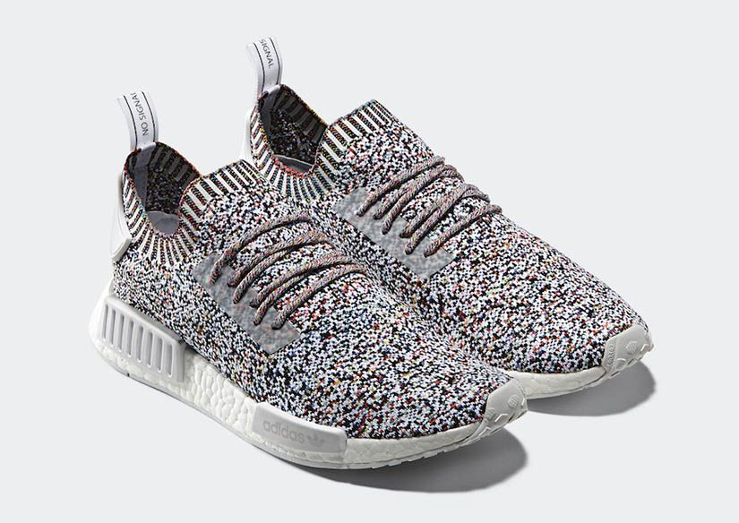 "c2dfed64a31f7 ADIDAS NMD R1 ""COLOR STATIC"""