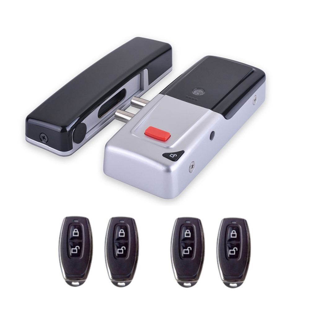 wireless remote smart anti badd door keys invisible keyless lock wafu theft itm