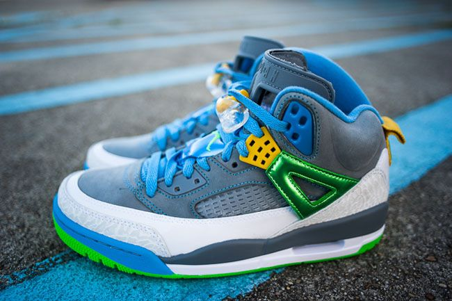 finest selection a42da f5847 Jordan Spizike Easter aka Poison Green